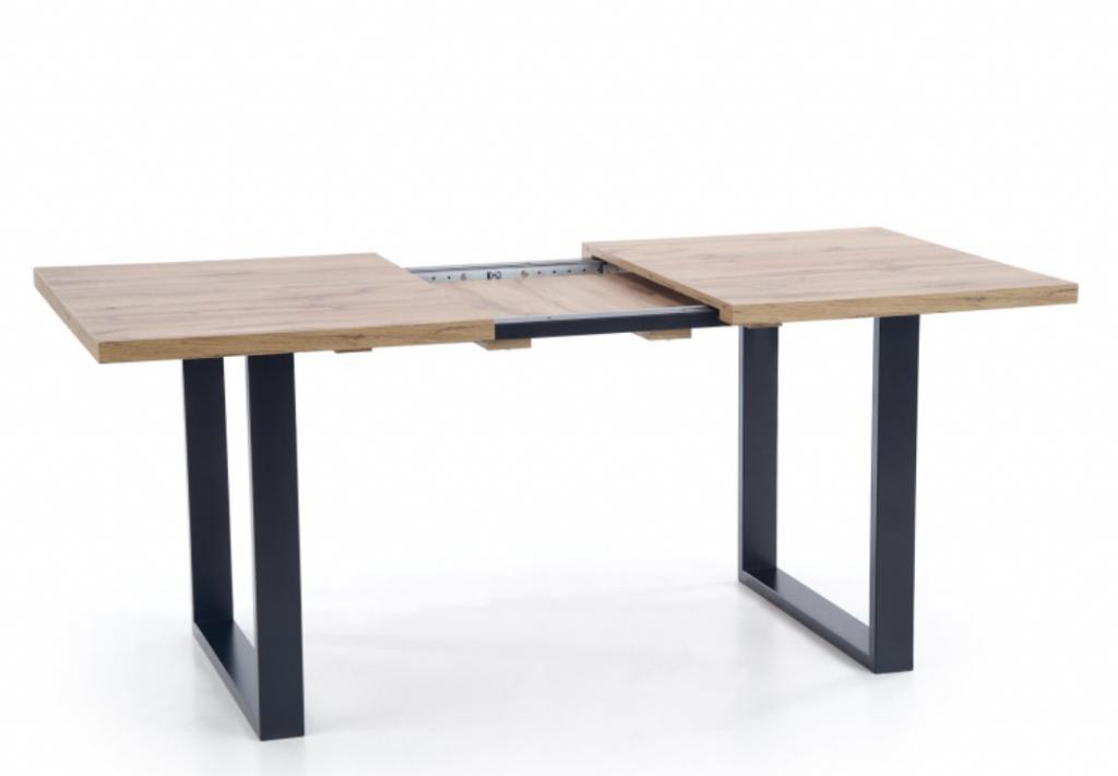 Les tables de salle a manger industriel ont aussi leur modele a rallonge
