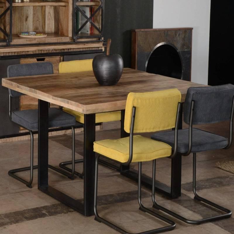 Table a manger industrielle